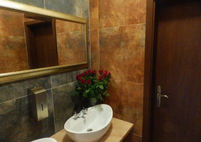 WC - Reštaurácia