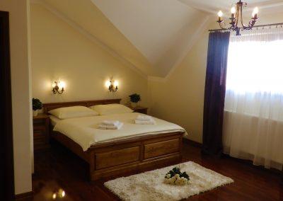 Dvojpostelová izba č. 1