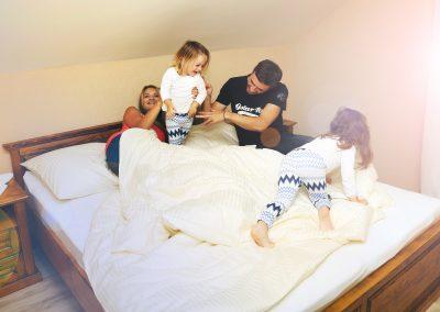 Rodinné pobyty