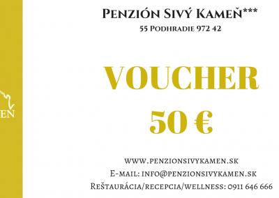 50€ voucher