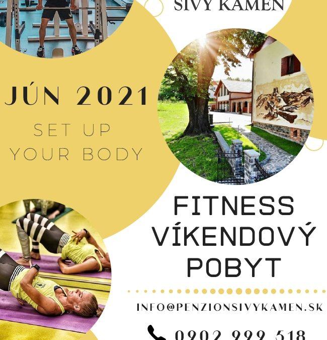 Pobyt v Penzióne Sivý Kameň*** – fitness program, polpenzia, privátne wellness